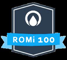 TECNOLOGÍA ROMi 100 HIDROLIT