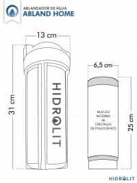 Ablandador de Agua Hidrolit