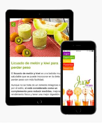 Bebidas de frutas para una vida saludable HIDROLIT