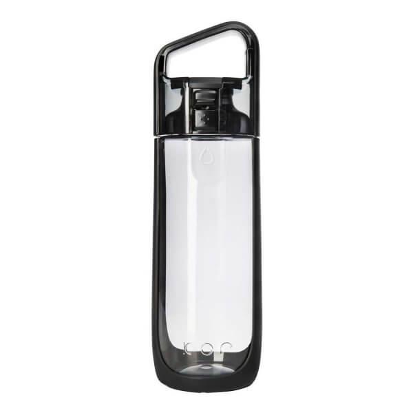 Botella de Hidratación Hidrolit Kor Delta color Onyx - Frente