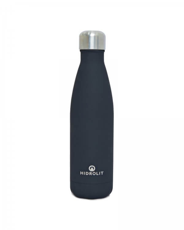 Botella Térmica Hidrolit Black