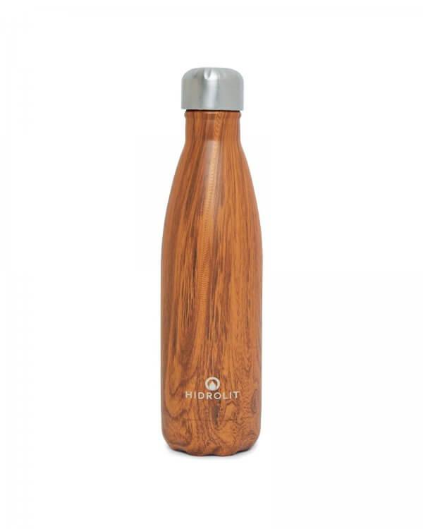 Botella Térmica Wood